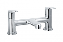 cascade spiral bath filler tap - (5 years parts only), 001.26.3