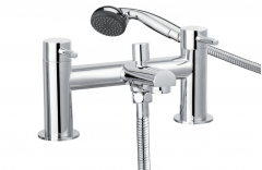 cascade sphere bath shower mixer tap - (5 years parts only), 003.21913.3