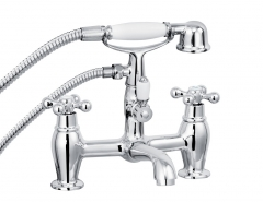 cascade penridge bath shower mixer tap - (5 years parts only), 005.21913.3
