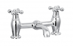 cascade penridge bath filler tap - (5 years parts only), 005.26.3