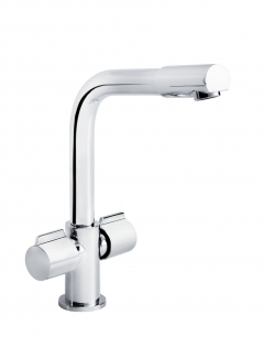 cascade arch kitchen tap - (5 years parts only), 012.1120.3