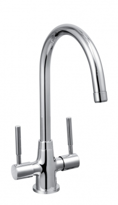 cascade sphere kitchen tap - (5 years parts only), 015.1120.3