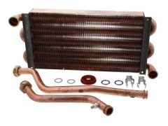 vaillant 104596 heat exchanger, cpl. 28kw br