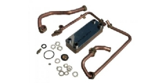 vaillant 065034 - dhw heat exchanger kit