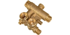 baxi 5132456 - diverter valve without bypass brand new original