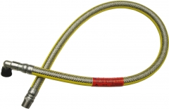 "cookerflex 1m x 1/2"" micropoint cooker hose (lpg), hum1000"
