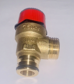 baxi main potterton pressure relief valve 7683976 new